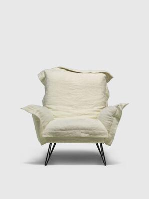 DL0F55 CLOUDSCAPE, Weiß - Sessel