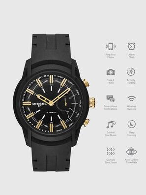 DT1014, Schwarz - Smartwatches