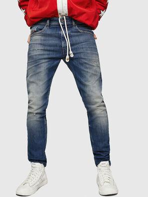 Thommer JoggJeans 0870M, Mittelblau - Jeans