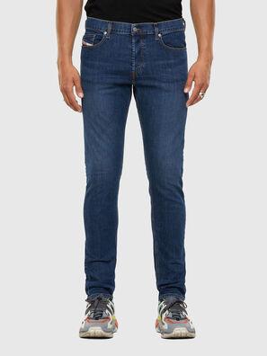 D-Luster 009DG, Mittelblau - Jeans