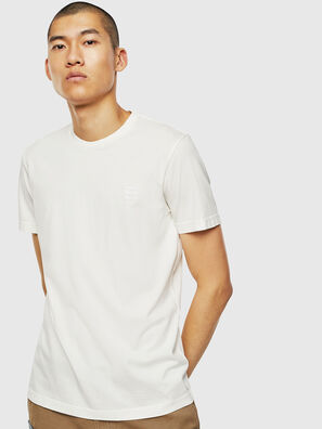 T-DIEGOS-K31, Weiß - T-Shirts