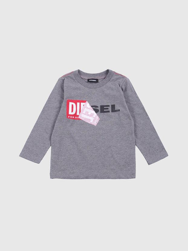 TOQUEB-R, Grau - T-Shirts und Tops