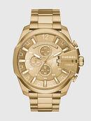 DZ4360 MEGA CHIEF, Gold - Uhren