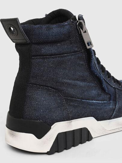 Diesel - S-RUA MID, Blau - Sneakers - Image 4
