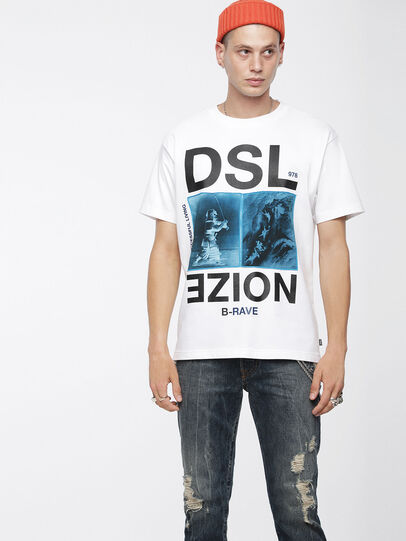 Diesel - T-WALLACE-XC,  - T-Shirts - Image 1