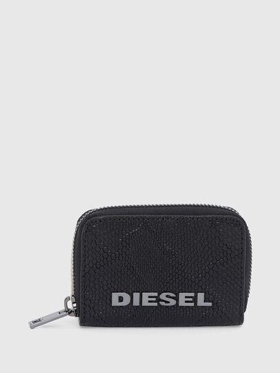 Diesel - JAPAROUND, Schwarz - Portemonnaies Zip-Around - Image 1