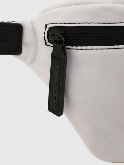 Diesel - BELTPATCH, Weiß - Taschen - Image 6
