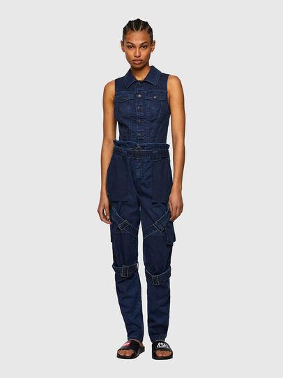 Diesel - D-Fedry JoggJeans® 0CBBZ, Dunkelblau - Jeans - Image 6