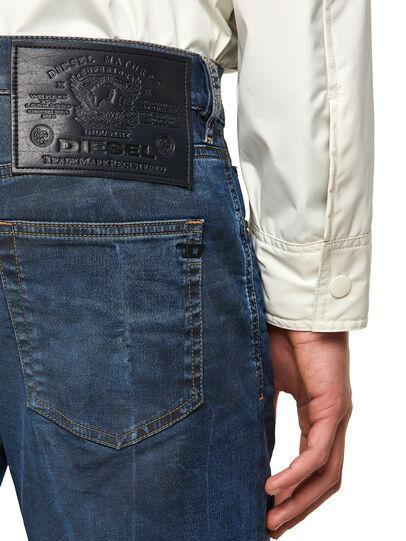 Diesel - D-Strukt JoggJeans® 069WP, Dunkelblau - Jeans - Image 4