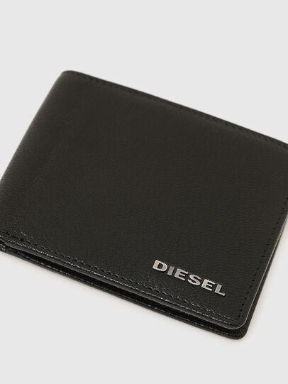 Diesel - NEELA XS, Schwarz/Blau - Kleine Portemonnaies - Image 4