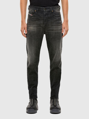 D-Vider 009JW, Schwarz/Dunkelgrau - Jeans