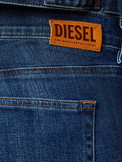 Diesel - D-Ebbey 086AM, Mittelblau - Jeans - Image 4
