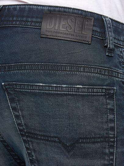 Diesel - Thommer JoggJeans® 069NT, Dunkelblau - Jeans - Image 4