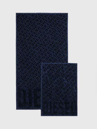 Diesel - COPP 3DLOGO, Blau - Bath - Image 2