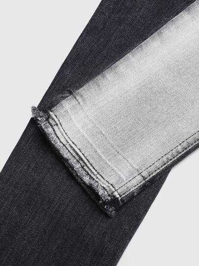 Diesel - SLEENKER-J-N, Schwarz/Grau - Jeans - Image 4