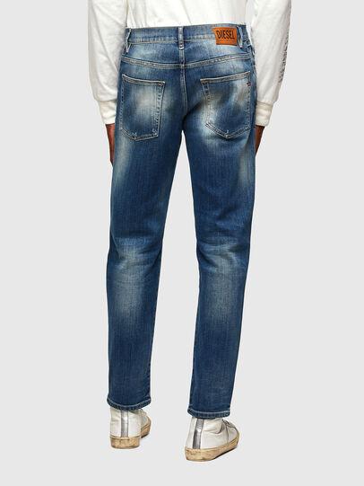 Diesel - D-Fining 009RS, Dunkelblau - Jeans - Image 2