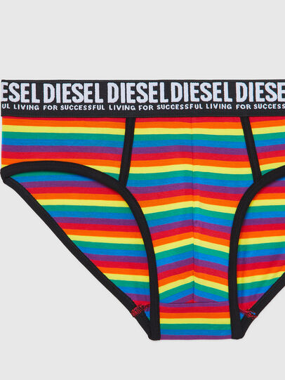 Diesel - UMBR-ANDRETHREEPACK-, Bunt/Schwarz - Slips - Image 4