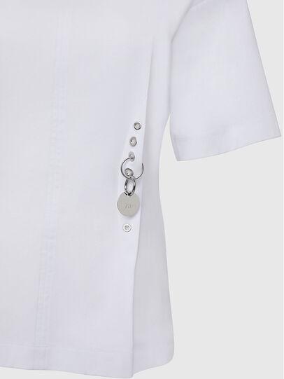 Diesel - T-SHEELA, Weiß - T-Shirts - Image 3