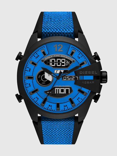 Diesel - DZ 4550, Blau - Uhren - Image 1