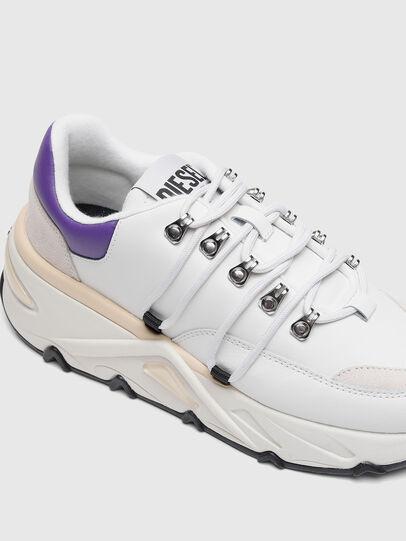 Diesel - S-HERBY TREK EVO, Weiss/Violett - Sneakers - Image 4
