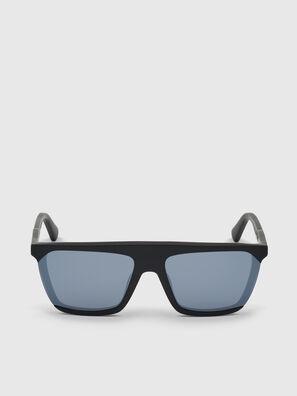 DL0323, Schwarz - Sonnenbrille