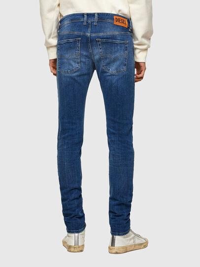 Diesel - Sleenker 009PK, Mittelblau - Jeans - Image 2