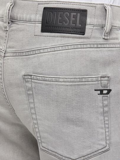 Diesel - D-Strukt 069RE, Hellgrau - Jeans - Image 4