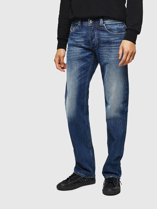 LARKEE 008XR, Jeansblau