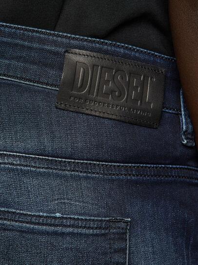 Diesel - Fayza JoggJeans 069PZ, Dunkelblau - Jeans - Image 4