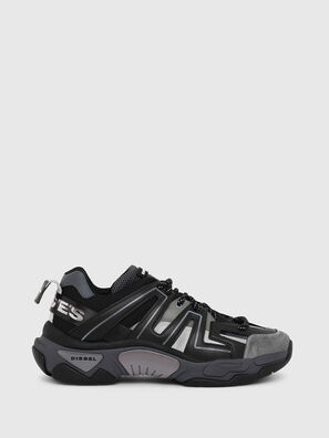S-KIPPER LOW TREK, Schwarz - Sneakers