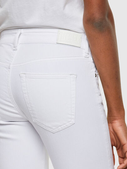 Diesel - Slandy 086AC, Weiß - Jeans - Image 4