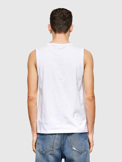 Diesel - T-OPPY, Weiß - T-Shirts - Image 2