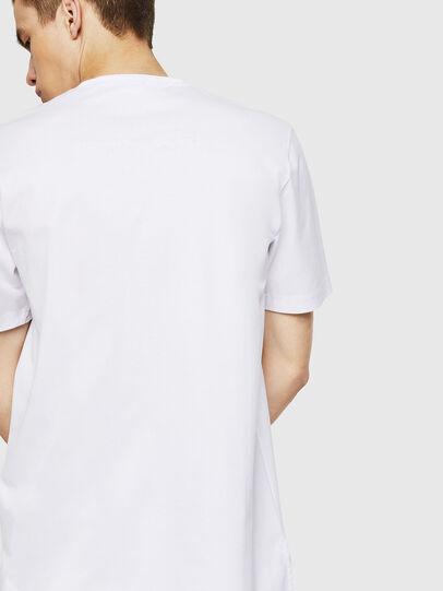 Diesel - T-KIRILL, Weiß - T-Shirts - Image 2