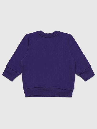 Diesel - SGIRKCUTYB-FL, Violett - Sweatshirts - Image 2