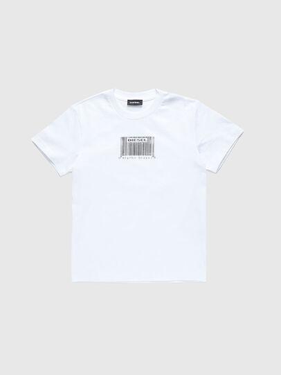 Diesel - TCODE, Weiß - T-Shirts und Tops - Image 1