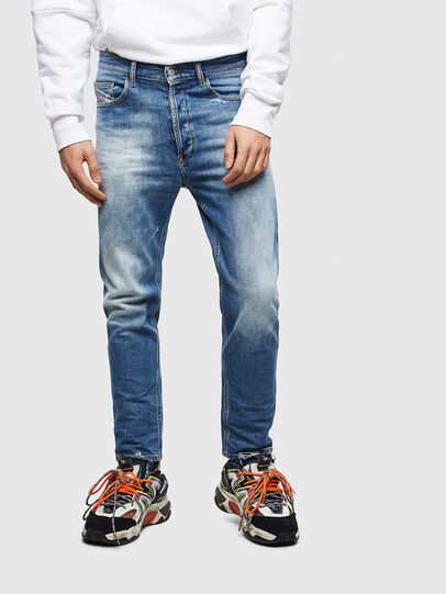 Diesel - D-Eetar 0096D, Hellblau - Jeans - Image 1