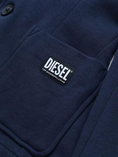 Diesel - SBANNY, Dunkelblau - Sweatshirts - Image 3