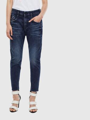 Fayza 009BY, Dunkelblau - Jeans