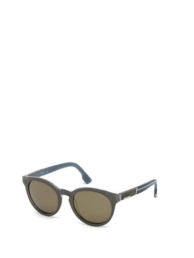 Diesel - DM0199, Grün - Sonnenbrille - Image 4