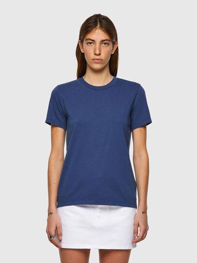 Diesel - T-SILY-B1, Blau - T-Shirts - Image 1