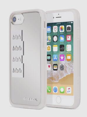 BLAH BLAH BLAH IPHONE 8/7/6s/6 CASE, Weiß - Schutzhüllen
