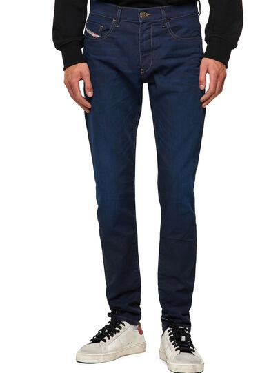 Diesel - D-Strukt JoggJeans® Z69VZ, Dunkelblau - Jeans - Image 1