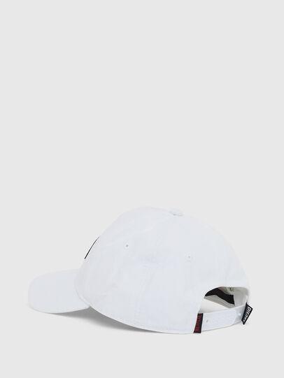 Diesel - LCP-CAP, Weiß - Hüte - Image 2