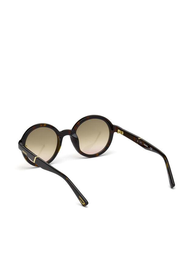 Diesel - DL0264, Braun - Sonnenbrille - Image 4