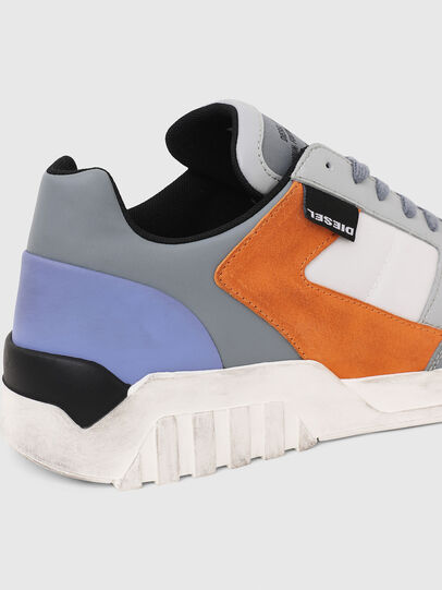 Diesel - S-RUA LOW90, Grau - Sneakers - Image 5