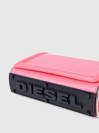 Diesel - YBYS M, Rosa - Schultertaschen - Image 6