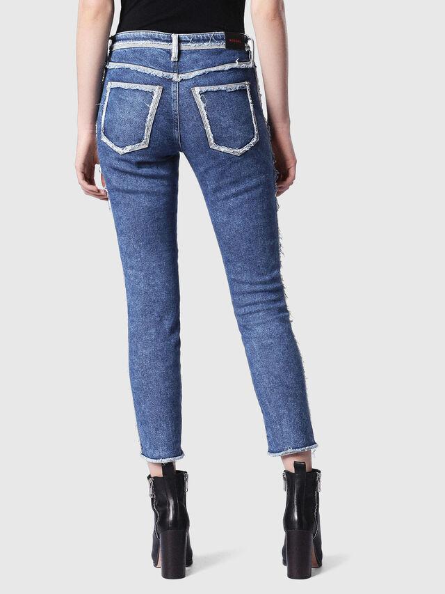 BABHILA-SP 084NN, Blue jeans