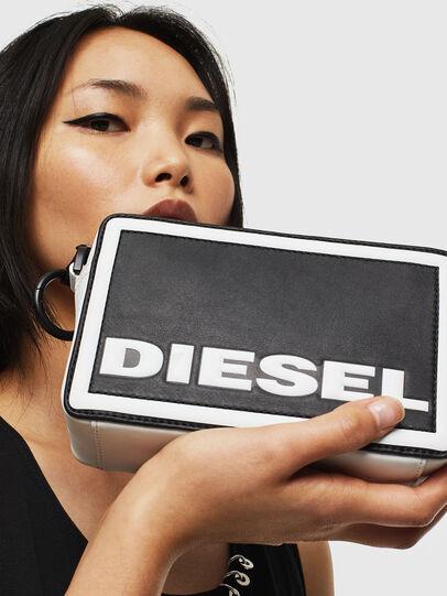 Diesel - ROSA', Schwarz/Weiß - Schultertaschen - Image 6