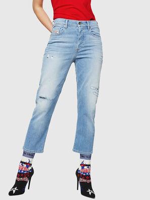 Aryel 0890D, Hellblau - Jeans