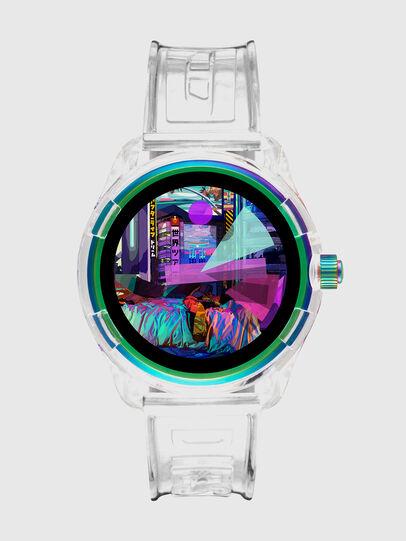 Diesel - DT2023, Weiß - Smartwatches - Image 1